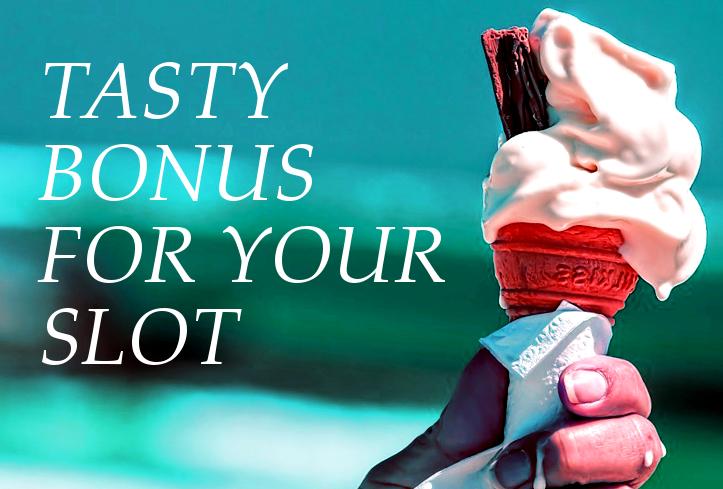 Grab Your Slot Bonus