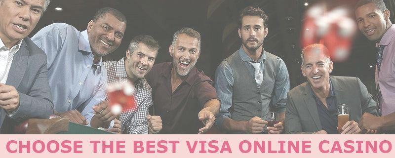 The best VISA casino