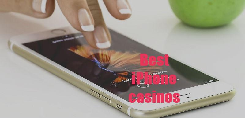best iphone mobile casinos