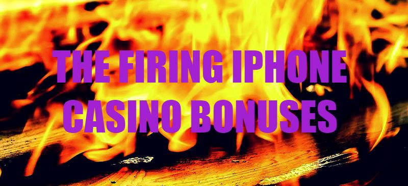all iphone casino bonuses